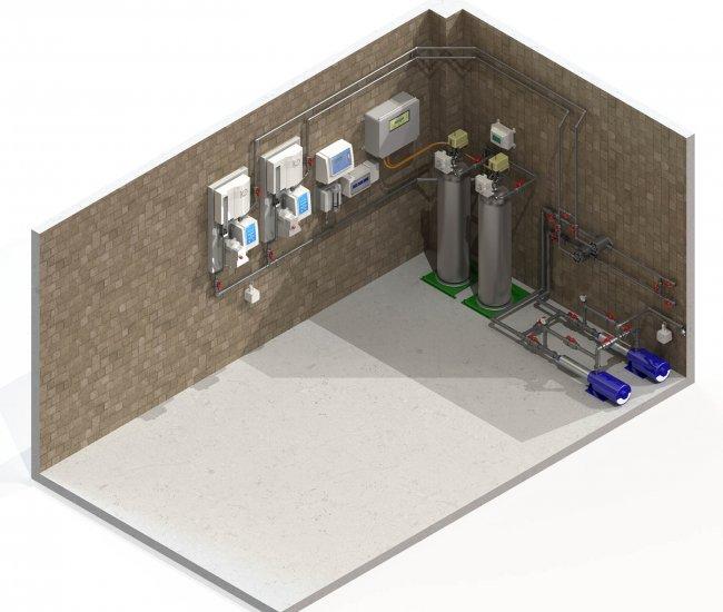 sistema de cloracion